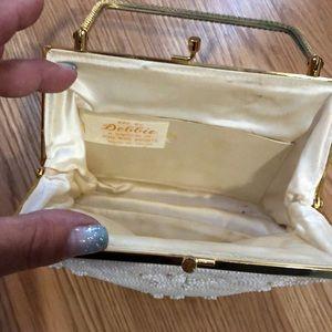 John Wind Bags - Beaded evening bag